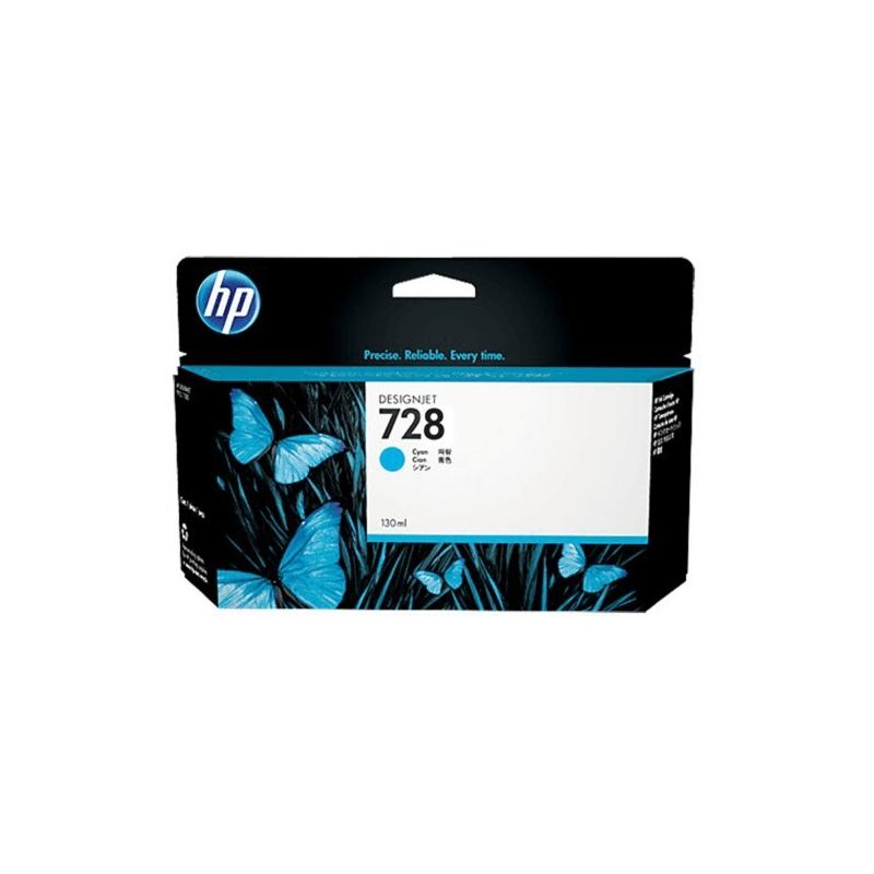 TINTA HP 728 130 ML CYAN ORIGINAL (F9J67A)   NYSI Soluciones