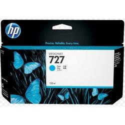 TINTA HP 727 130 ML CYAN ORIGINAL (B3P19A)   NYSI Soluciones