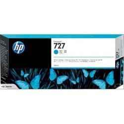 TINTA HP 727 300 ML CYAN ORIGINAL (F9J76A)   NYSI Soluciones