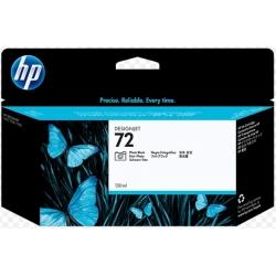 Cartucho de tinta DesignJet HP 72 de 130 ml negro fotográfico