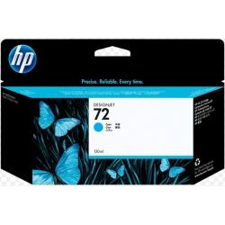 Cartucho de tinta DesignJet HP 72 de 130 ml cian