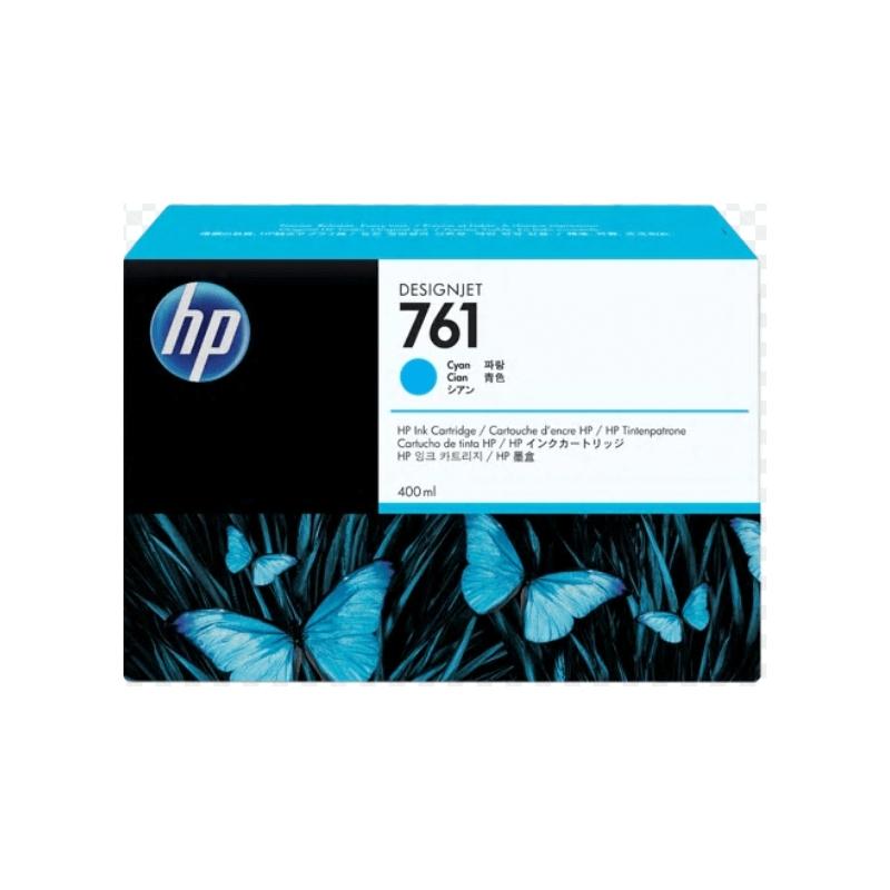 TINTA HP 761 400 ML CYAN ORIGINAL (CM994A) | NYSI Soluciones