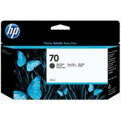 Cartucho de tinta DesignJet HP 70 de 130 ml negro mate