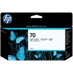 Cartucho de tinta DesignJet HP 70 de 130 ml negro fotográfico