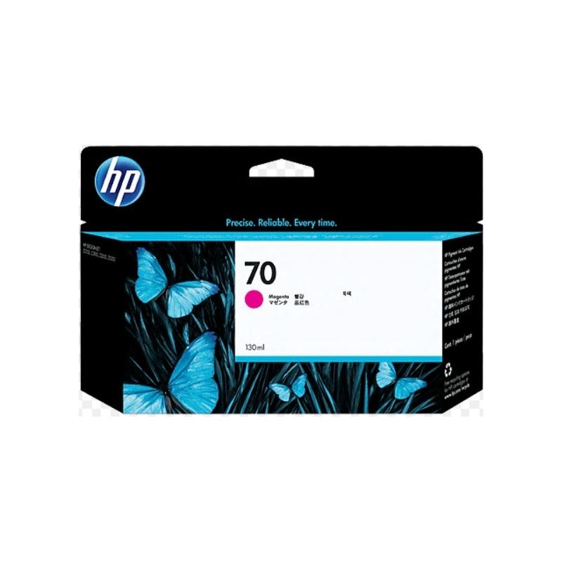 Cartucho de tinta DesignJet HP 70 de 130ml magenta | NYSI Soluciones