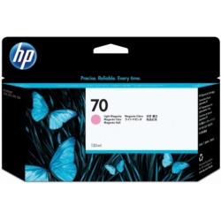 Cartucho de tinta DesignJet HP 70 de 130 ml magenta claro
