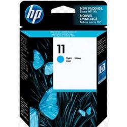TINTA HP 11 28 ML CYAN ORIGINAL (C4836A) | NYSI Soluciones