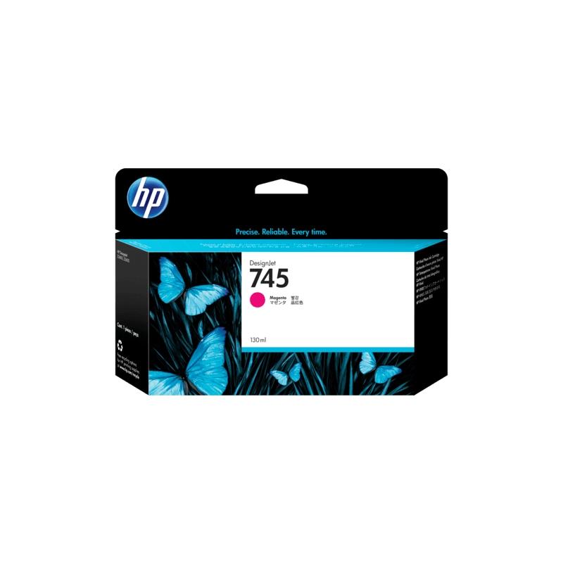 Cartucho de tinta DesignJet HP 745 de 130 ml magenta | NYSI Soluciones