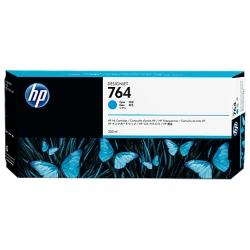 Cartucho de tinta DesignJet HP 764 de 300 ml cian