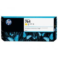 Cartucho de tinta DesignJet HP 764 de 300 ml amarillo | NYSI Soluciones