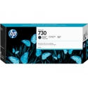 TINTA HP 730 300 ML NEGRO MATE ORIGINAL (P2V71A)
