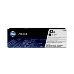 Toner HP 43X Negro Original...