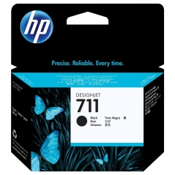 TINTA HP 711 80 ML NEGRA ORIGINAL (CZ133A) | NYSI Soluciones