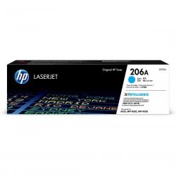 Toner HP 206A Cyan original | Tienda NYSI