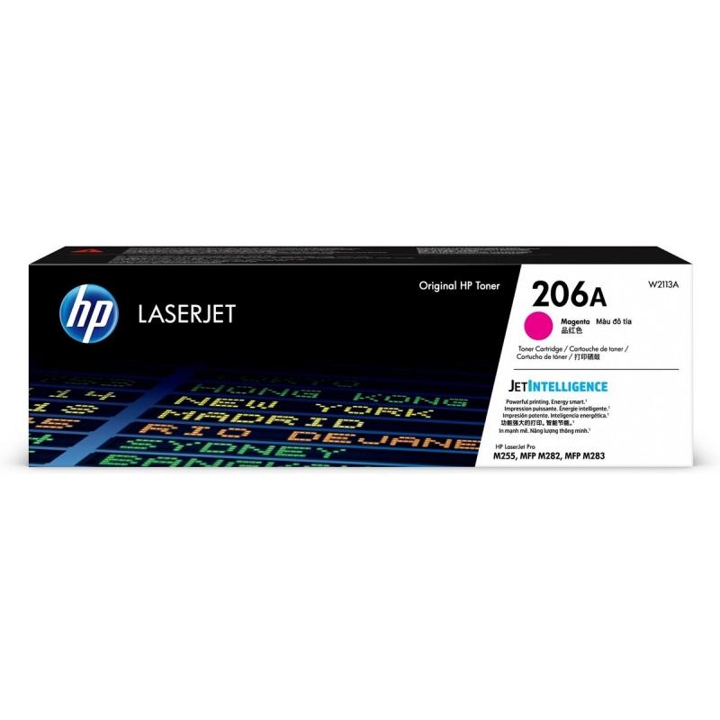 Toner HP 206A Magenta | Tienda NYSI