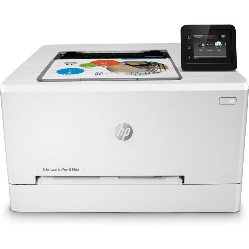 Impresora HP M255DW Láser Color | NYSI Soluciones