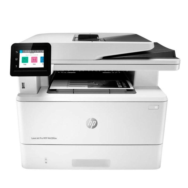 Impresora HP M428FDW...